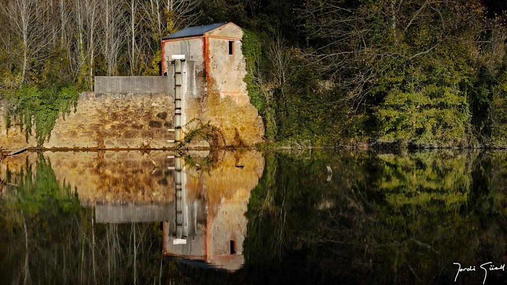 Central hidroelèctrica d'Arenys (1) – La força de l'aigua