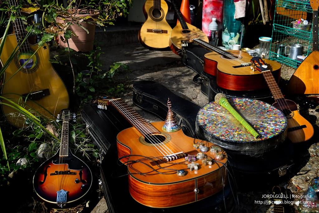 Guitarres i orgonites
