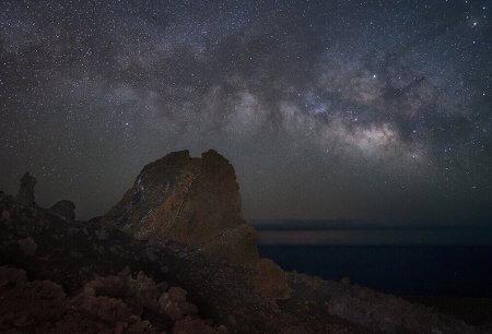 Via làctea La Palma