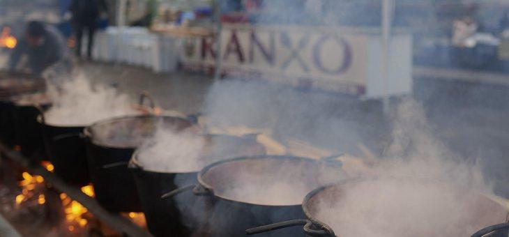Lo Ranxo de Ponts, 12.000 racions de sopa de carnaval