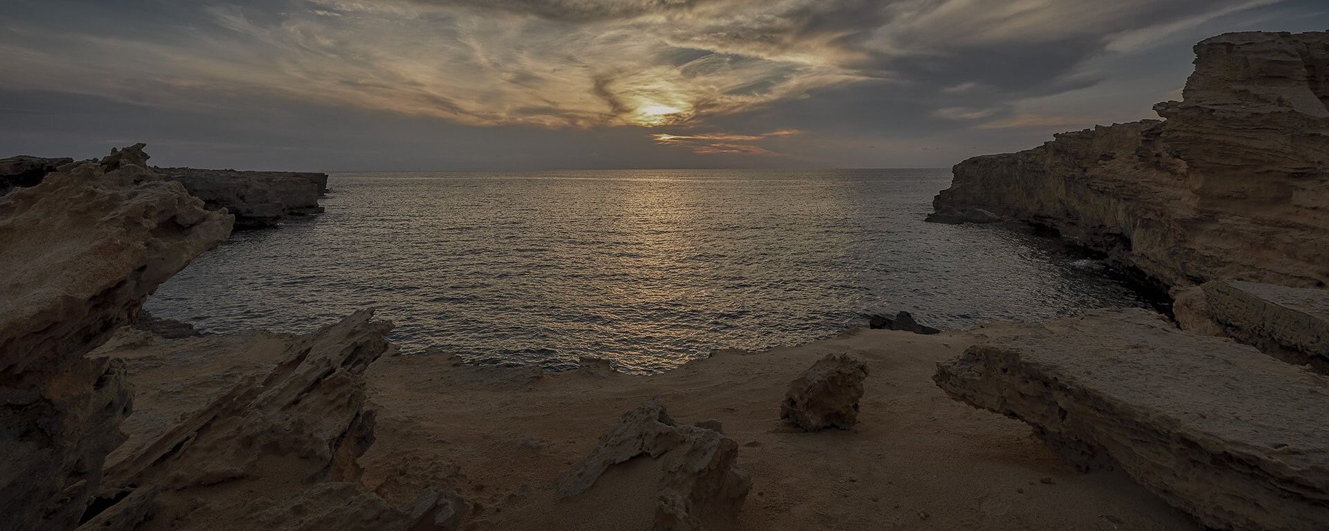 Posta de sol Formentera, Fotografia