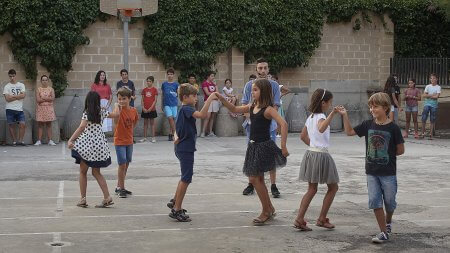Ball Cerdà - Mitjans