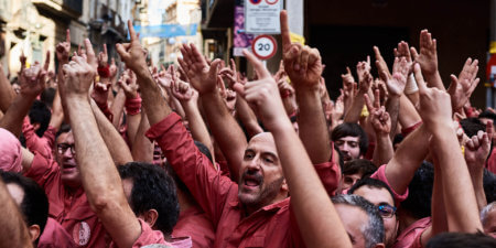 Valls es Valls - Santa Úrsula 2019