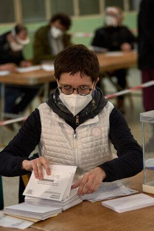 Eleccions amb COVID